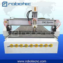 Vacuum table atc cnc router 1325 / automatic tool change cnc router for wooden door