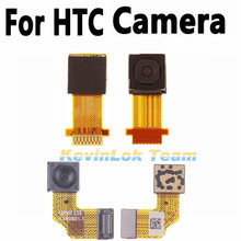 Hot High Quality For HTC One 2 M8 M8x Front Facing Small Camera Flex Cable For HTC One M7 801e 802w Replacement Parts