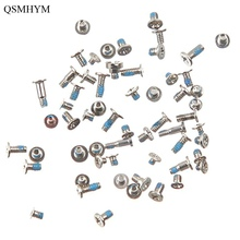 QSMHYM One Set All Screws For iPhone 6 4.7 Inch Dock Bottom Connector Bolt Motherboard LCD Telephone Receiver Screw(China)