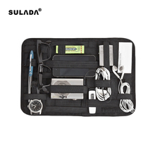 SULADA Digital Device Organizer Travel Storage Phone Bag For iPhone Tablet Mobile Phone USB Cable Earphone Charger Power Bank