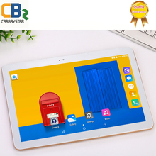 "CARBAYSTAR 10.1"" laptop TD805 Octa Core 1.5GHz Ram 4GB Rom 64GB Android 6.0 Phone Call Tablet PC Computer 4G LTE / WCDMA / GPS"