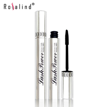 Rosalind Professional Eyes Makeup Lengthen Eyelashes Mascara Black Color Waterproof and Easy Remove Brand M.N