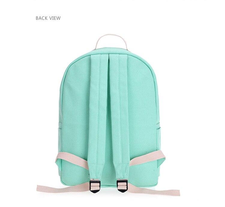 حقيبة الظهر للأطفال 4 قطع 29