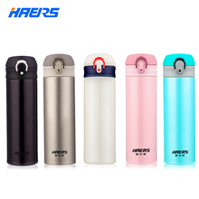 Haers Super Light Stainless Steel Insulated Vacuum Flask 500ml Thermos