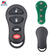 KEYECU Replacement Remote Car Key Fob for Dodge Interpid Chrysler Neon Concorde 1998-2005 FCC ID: GQ43VT9T(China)