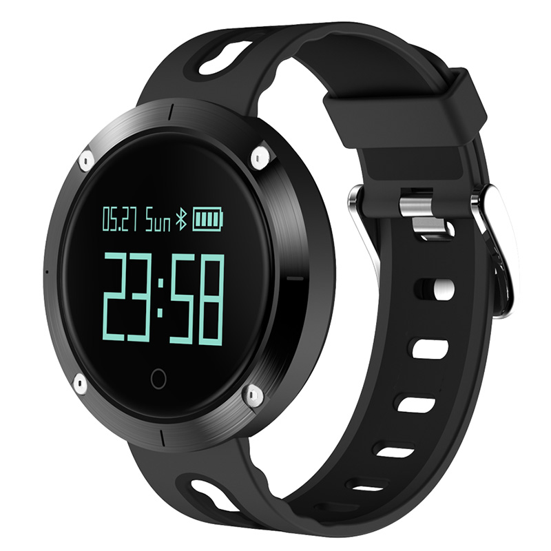 Smart Watch Blood Pressure Heart Rate Monitor Waterproof Smart Wristband Call SMS SNS Remind Activity Tracker Smart Bracelet <br>
