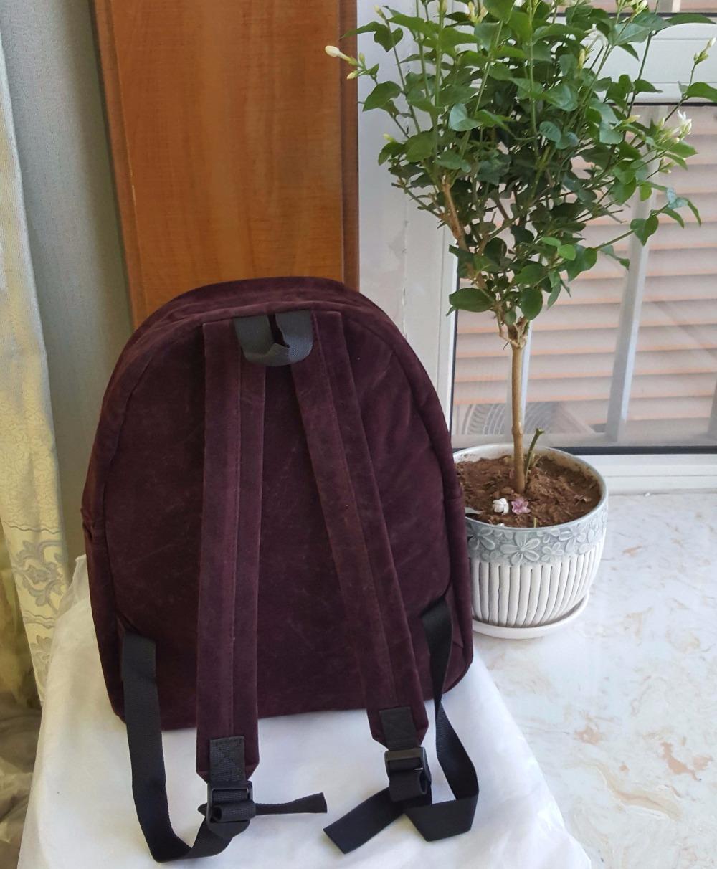 backpack suede bag (4)