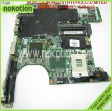 NOKOTION 434722-001 Laptop Motheboard for HP DV6000 Intel 945PM nvidia GF-GO7400-B-N-A3 graphics DDR2(China)