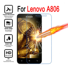 Buy 2pcs A8 Screen Protector Cover Tempered glass case Lenovo A8 A806 A808T 8 806 808T Moblie phon protective film caes for $2.48 in AliExpress store