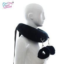Buy Sweet Dream Soft Pillow Handcuffs Ankle Cuffs BDSM Bondage Restraints Slave Adult Games Sex Toys Couples Sex Products DW-111
