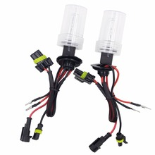 Buy Katur 1 Pair 55W H27 880 881 HID Xenon Bulbs Headlights Car Lamp 3000K 4300K 5000K 6000K 8000K 10000K 12000K HID Xenon White for $8.84 in AliExpress store
