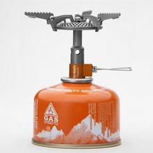 FMS-116T Fire maple Ultralight 48g Titanium stove Gas Camping Cooking Outdoor Stove Cookware Top Quality Hot Sale EA14