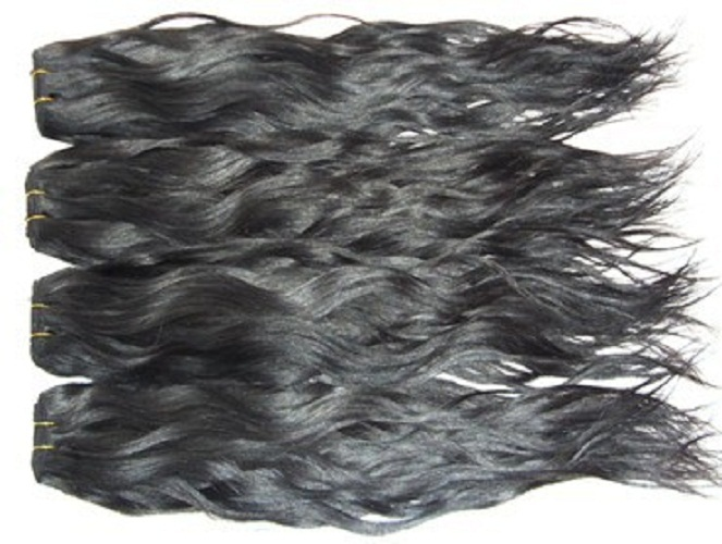 Free shipping Wholesale Price 8-30 Natural Color Natural Wavy Virgin Indian Hair Weaves<br><br>Aliexpress