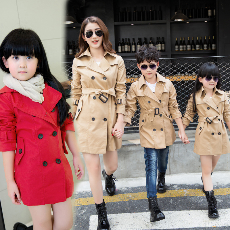 Family Style Coats Family Clothing Mother and Daughter/Son Fashion Clothes Matching Clothing Family Set Clothes, DR38<br><br>Aliexpress