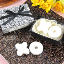 1Pc Wedding Favors Soap Useful XO Handmade Scented Soap Wedding Souvenirs Baby Shower Favor Gifts Wedding Soap Gifts For Guests(China)