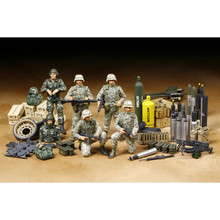 OHS Tamiya 89772 1/35 US Modern Elite Infantry Set Miniatures Assembly Military figures Model Building Kits TTH