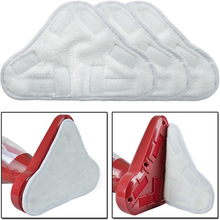 Hot Sale 1Pc New Washable Microfiber Replacement Pads Fit X5 Steam Mop Reusable Cloth