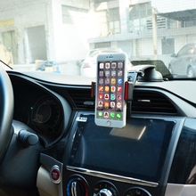 In Car Dashboard Desk Universal Mobile Cell Phone GPS Smartphone Mount Holder Stand Cradle Bracket For Iphone samsung galaxy s5