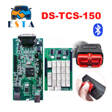 2017 ds cdp 150 tcs cdp Double Green PCB 2014R2 keygen in CD 2014.2 software with keygen cars trucks diagnostic tool