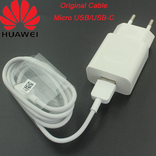 Original HUAWEI Micro USB/TYPE-C Supercharge Cable,5V 2A Charger For P7 P8 Lite P9 P10 Plus S Honor 7 7i Note 8 V8 9 V9 6X Mate