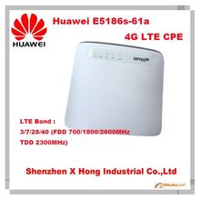 Unlocked original Huawei E5186 Cat6 300Mbps E5186s-61a LTE 4g wireless router 4g FDD TDD cpe wireless router