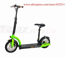 2016 Brand New 300W 36V Hub-motor Electric Scooter 10.4Ah Lithium Battery 2 Wheel Seat - YONGKANG CHIHUI INDUSTRY & TRADE CO., LTD store