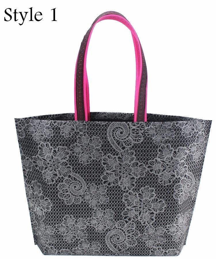8a04e4090f59 Detail Feedback Questions about 1PCS Fashion Women Shopping Bag ...