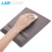 Laricare Ergonomic Mouse Pads with wrist rest,Home Office Computer Armrest pad,pro-Ergonomic mic pads.for healthy habit