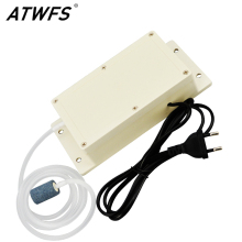 ATWFS New Ozone Generator 220V / 110V 600mg Food Water Air Sterilizer Generator Ozone Water Purifier Ozone Machine