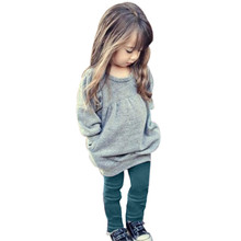 Toddler Girl Clothing Winter Girl Clothes Sets Pants and Tops Cotton Clothes for Girls roupas conjunto infantis menina inverno