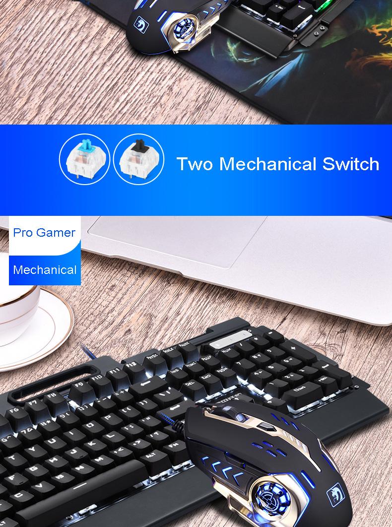 HTB1oys5SpXXXXXQapXXq6xXFXXX1 - Newest Mechanical Keyboard 104 keys Blue Black Switch LED Backlight USB Gaming Keyboard Mouse Combo for PC Games Teclado