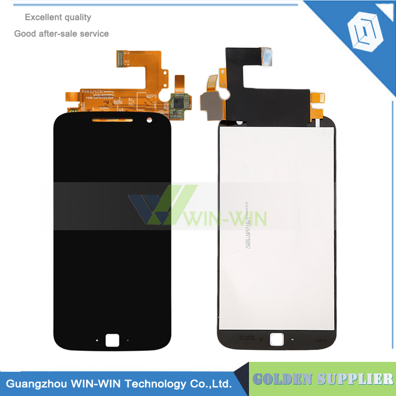 10pcs/lot For Motorola Moto G4 Plus LCD Display Touch Screen Digitizer Full Assembly Replacement Parts Free Shipping<br>