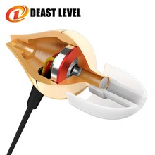 Deast level headphones phone microphone music fone de ouvido bass Earphone MP3 Dj auriculares gaming headset gamer computer pc(China)