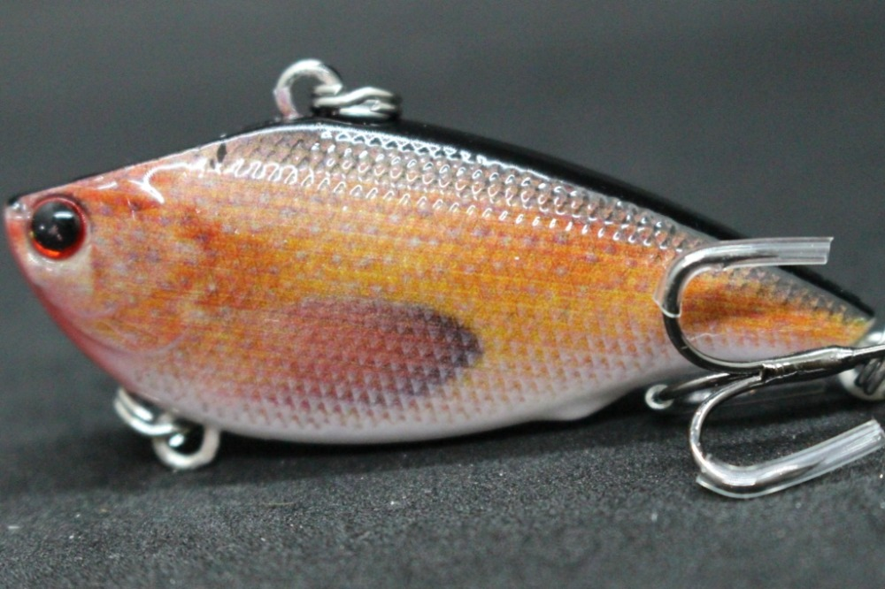 17 wLure Life Like Pattern Fishing Lure with Upgraded Treble Hooks 46