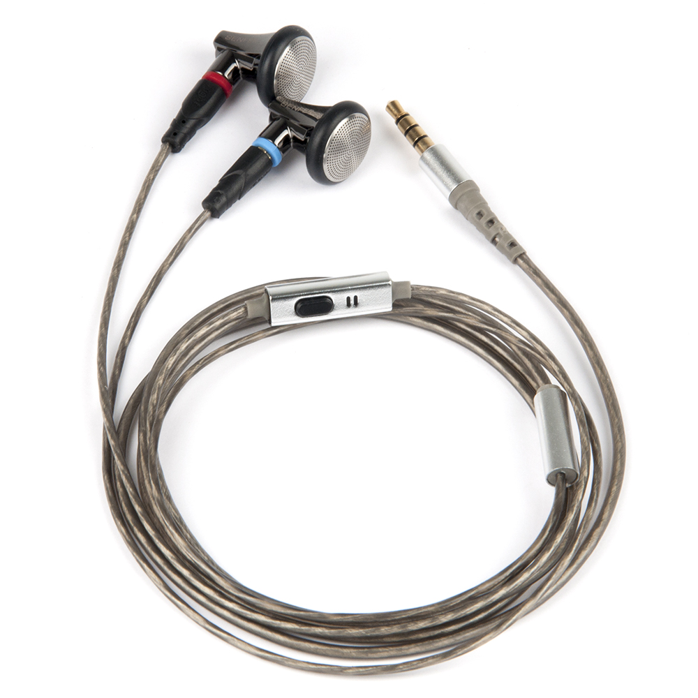 New SENFER PT15 Earburd Graphite bush Dynamic Driver In Ear Earphone HIFI Earplhone With MMCX Interface