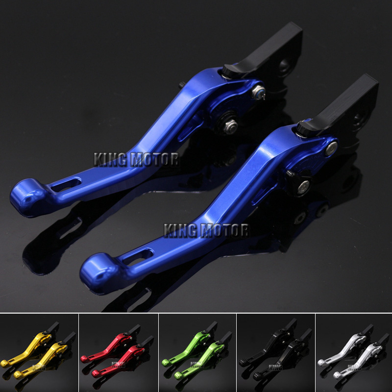 For GILERA Runner 200 2003-2008 Runner 125 1997-2002 Motorcycle Accessories Short Brake Clutch Levers Blue<br><br>Aliexpress