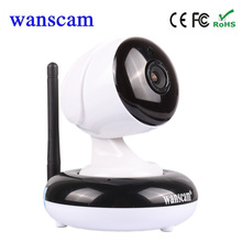 Wanscam HW0049 Wireless Wifi Surveillance IP Camera Wireless P2P East to Install Baby Monitor Support 128G TF card Pan/Tilt