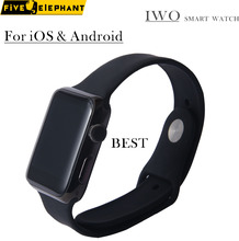 Fashion Best Smart Watch Bluetooth Fasion 1:1 smart watch clock for Iphone samsung xiaomi huawei for iOS and Android with logo