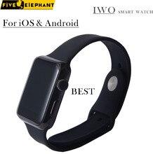 Мода Лучший Smart Watch Bluetooth Фьюжн 1:1 smart watch часы для Iphone samsung xiaomi huawei для iOS и Android с логотип