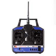 Original FlySky FS-T4B 2.4G 4CH Radio Control RC Transmitter & RC Receiver for RC Airplane Parts(China)