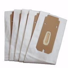 Free shipping 12pcs of dust filter bags design to fit Type CC XL Upright Models or Style 713(China)