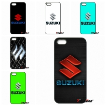 For iPhone 4 4S 5 5C SE 6 6S 7 Plus Galaxy J5 J3 A5 A3 2016 S5 S7 S6 Edge Suzuki Gsxr Gsx R Logo Cell Phone Case Cover Capa