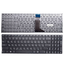 GZEELE RU BLACK NEW laptop Keyboard for ASUS A553 A553M A553MA D553M D553MA X503M X503MA R515M R515MA X554L X554LA KEYBOARD RU(China)