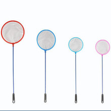 10pcs/lot Aquarium Cleaner Fish Tank Aquarium Accessories Net Mini Fishes Shrimps Landing Net   Cleaning Tools Brine Shrimp Net