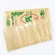 300 Pcs Bamboo Toothpicks Oral Wooden Tooth Pick Care