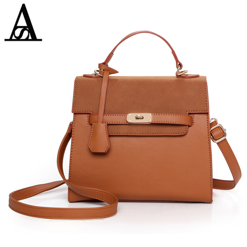 AITESEN Famous Brands Simple Card Rfid Leather Wallet Michael Packing Cubes Shoulder Crossbody Women Designer Bag Dames Tassen<br>