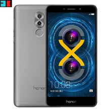Huawei Honor 6X Global Firmware 4G LTE Mobile Phon Kirin 655 Octa Core Dual Rear Camera 5.5'' 3GB/4GB RAM 32GB/64GB ROM(China)