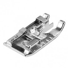Edge Joining / Stitch in the Ditch Sewing Machine Presser Foot Fit All Low Shank Brother Euro-Pro Janome  Kenmore White New Home