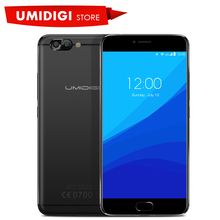 "Umidigi Z Pro Auto Focus 3D Capture Dual Rear Camera Unlocked Mobile Phone 5.5"" MTK Helio X27 Deca core 32GB ROM Smartphone"