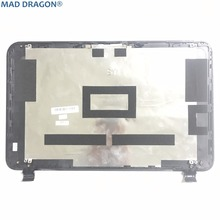 MAD DRAGON Brand new and original laptop case for HP Pavilion 15-B 15-B135SA LCD Back Cover With A Shell BLACK lid 38U36TP(China)